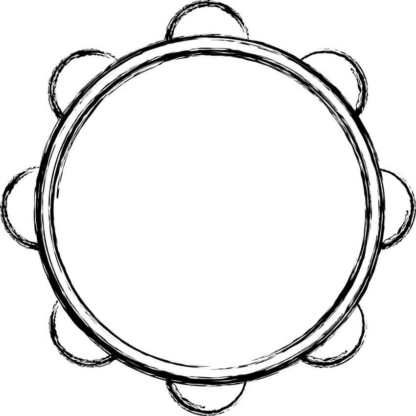 Simple Tambourine 3