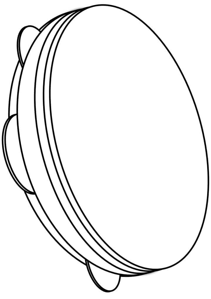 Simple Tambourine 5