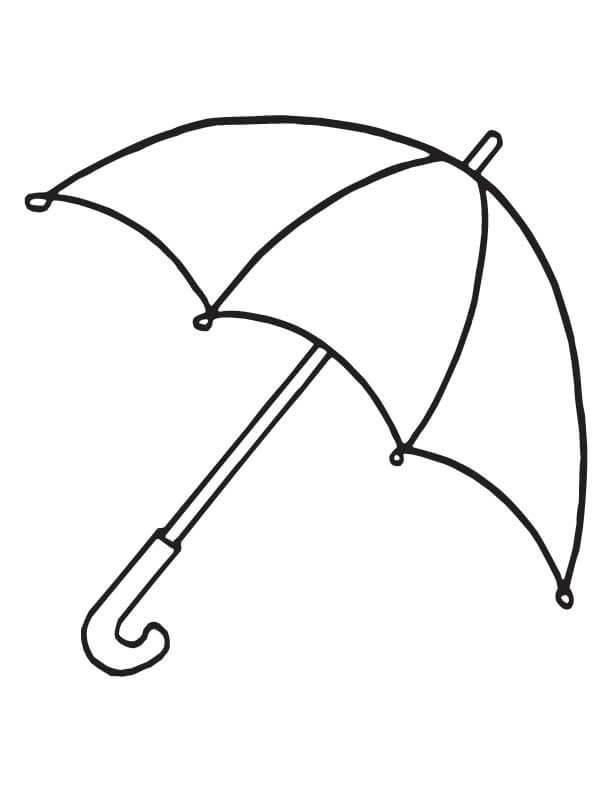 Simple Umbrella 1