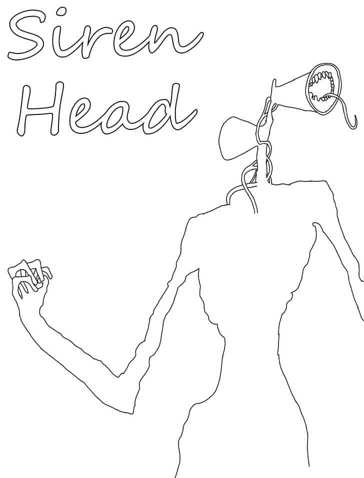 Siren Head 1
