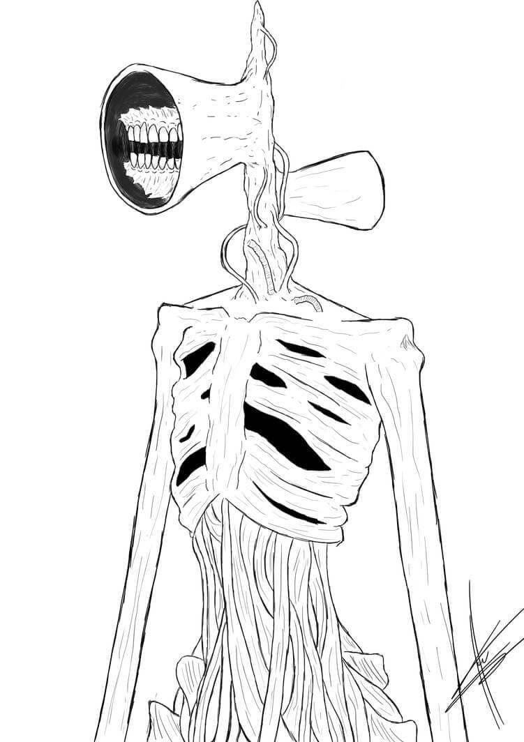 Siren Head 10