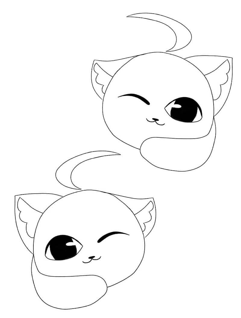 Slime kittens