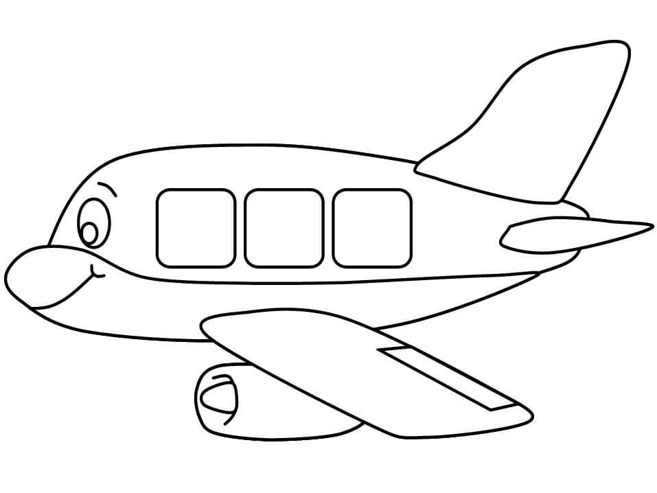 Smiling Aeroplane