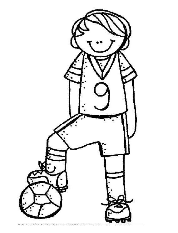 Soccer Boy Melonheadz