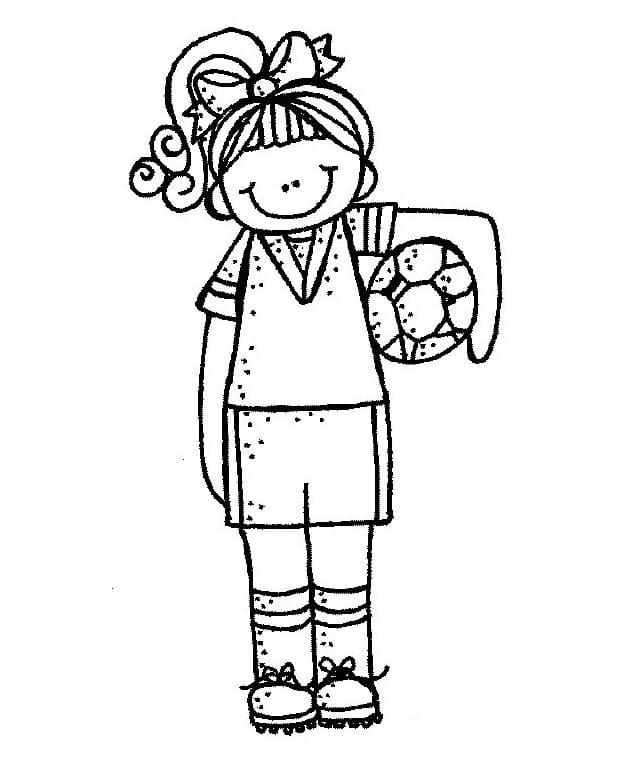 Soccer Girl Melonheadz