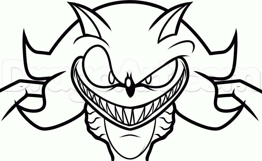 Sonic Exe 1
