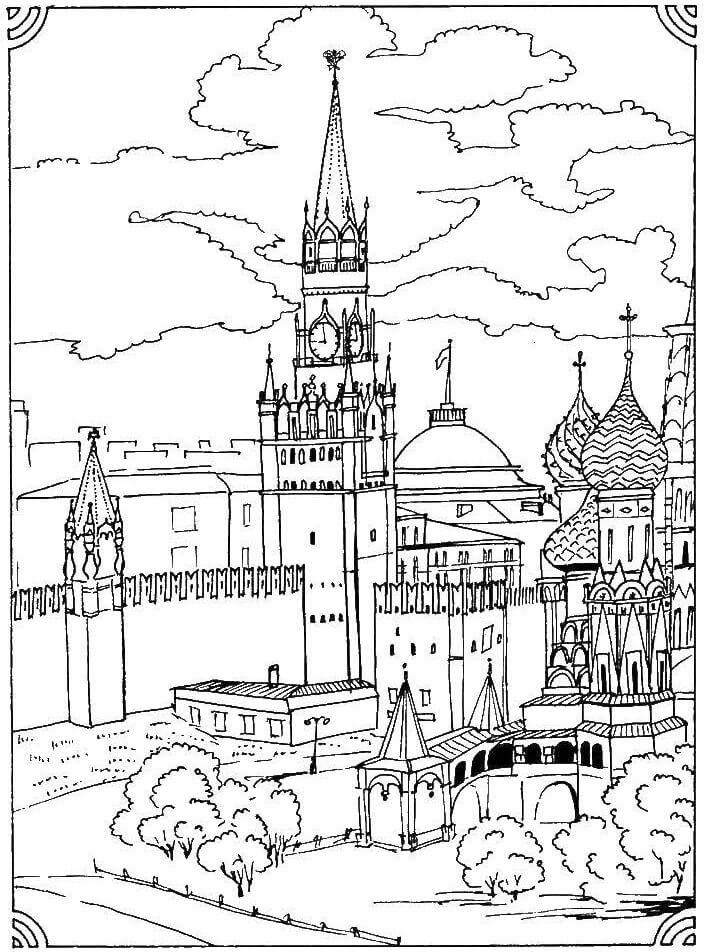 Spasskaya Tower 1