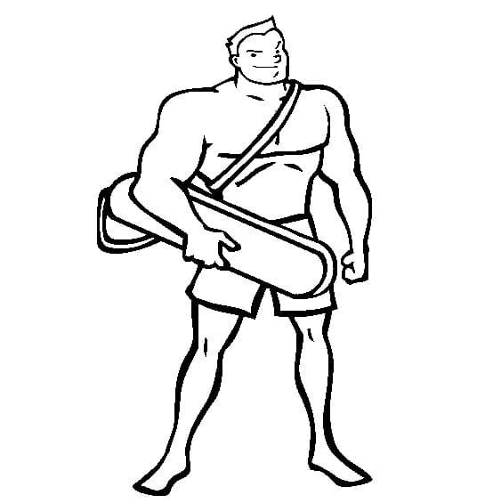Strong Lifeguard