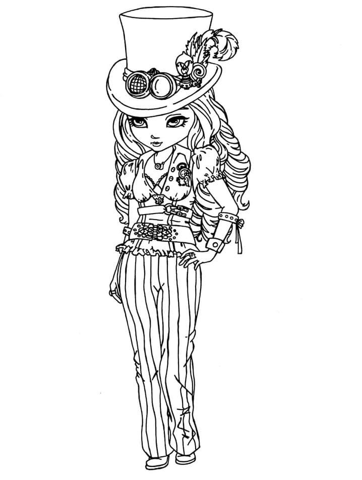 Stylish Girl 1