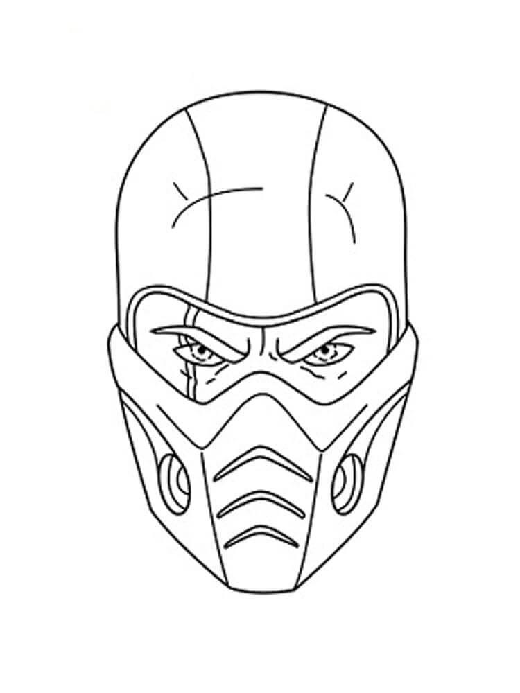 Sub-Zero Mask