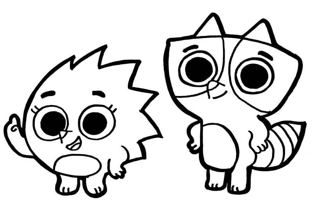 Suki and Axel