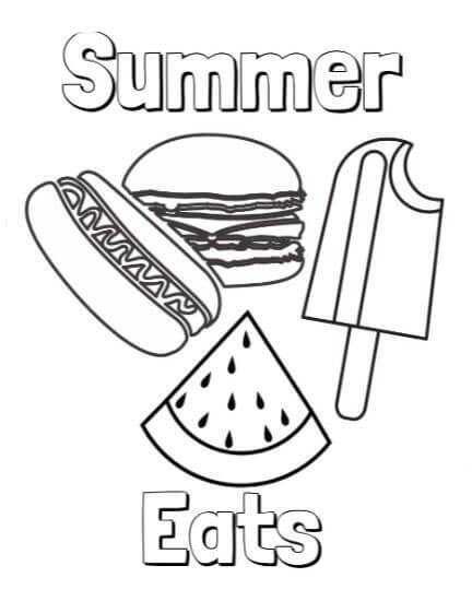 Summer Eat