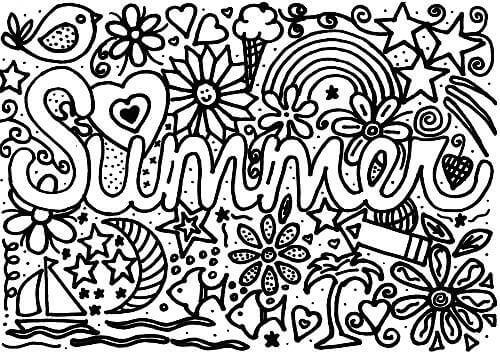 Summer For Kid