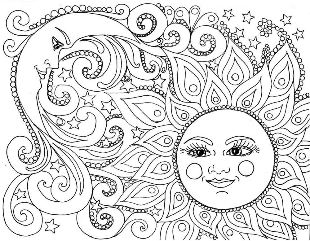 Sun and Moon Mindfulness