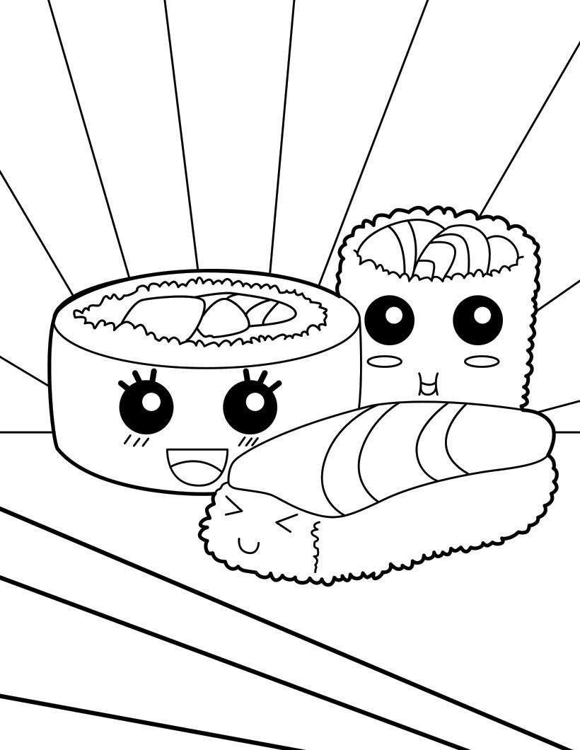 Sushi So Cute
