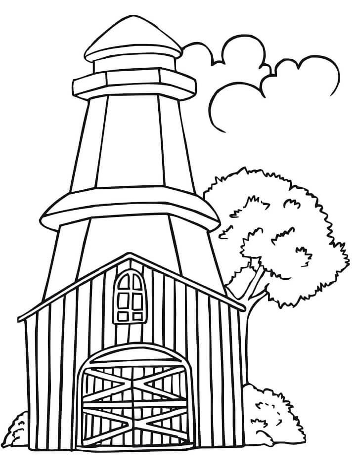 Sweden Lighthouse