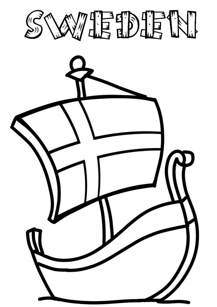 Sweden Ship