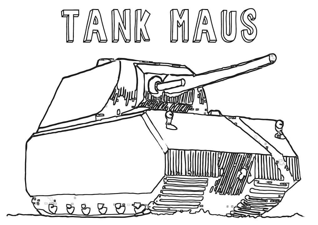 Tank Maus