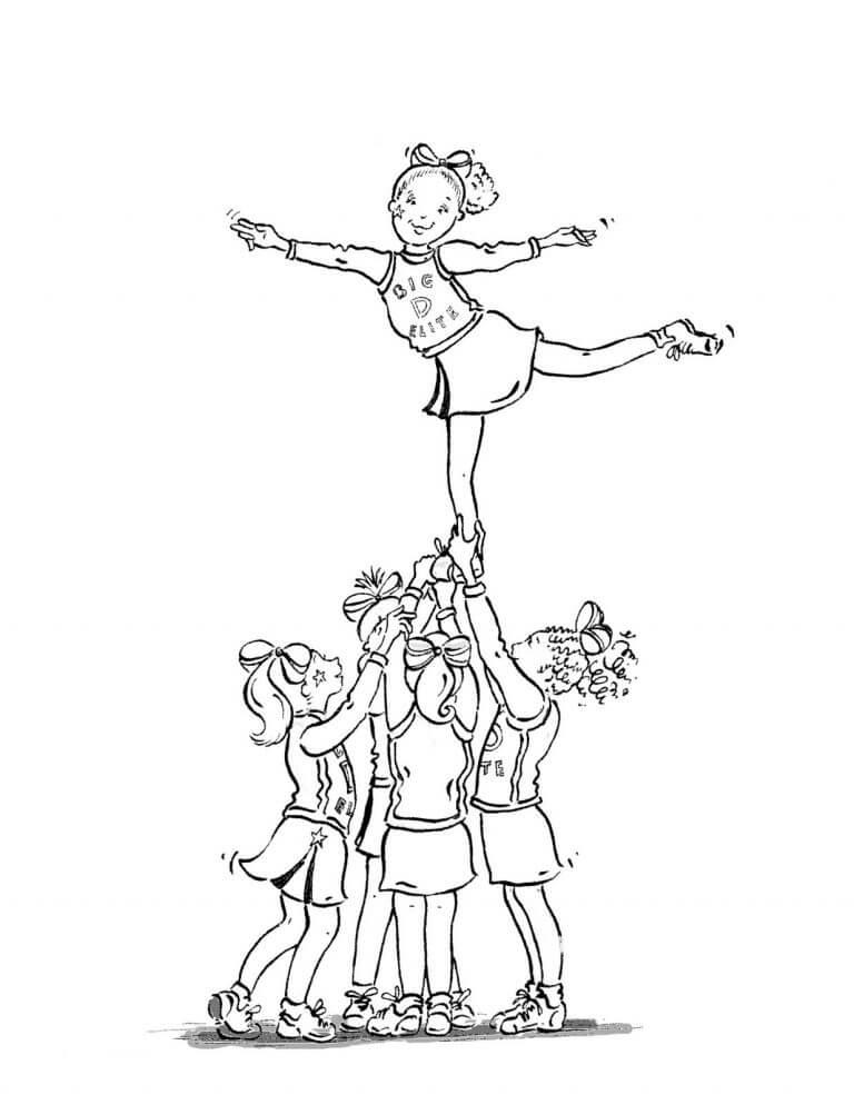Team Cheerleader