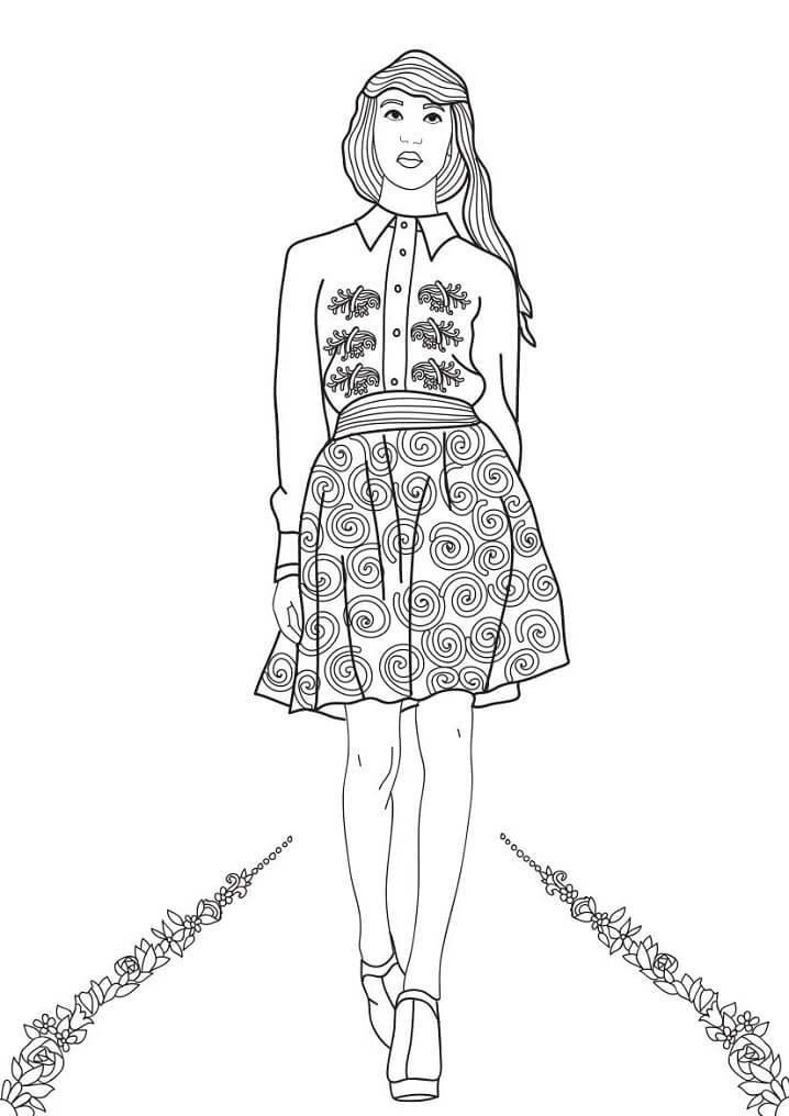 Teenage Girl 1