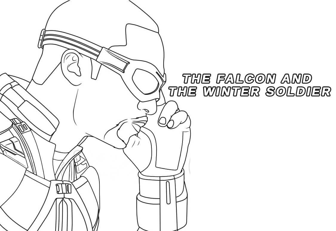 The Falcon Sam Wilson
