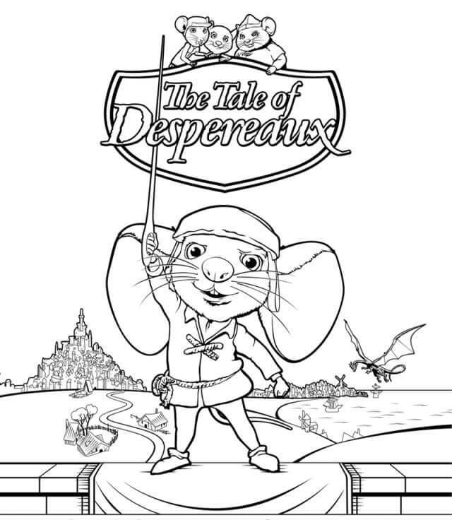 The Tale Of Despereaux 1