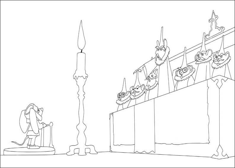 The Tale Of Despereaux 10