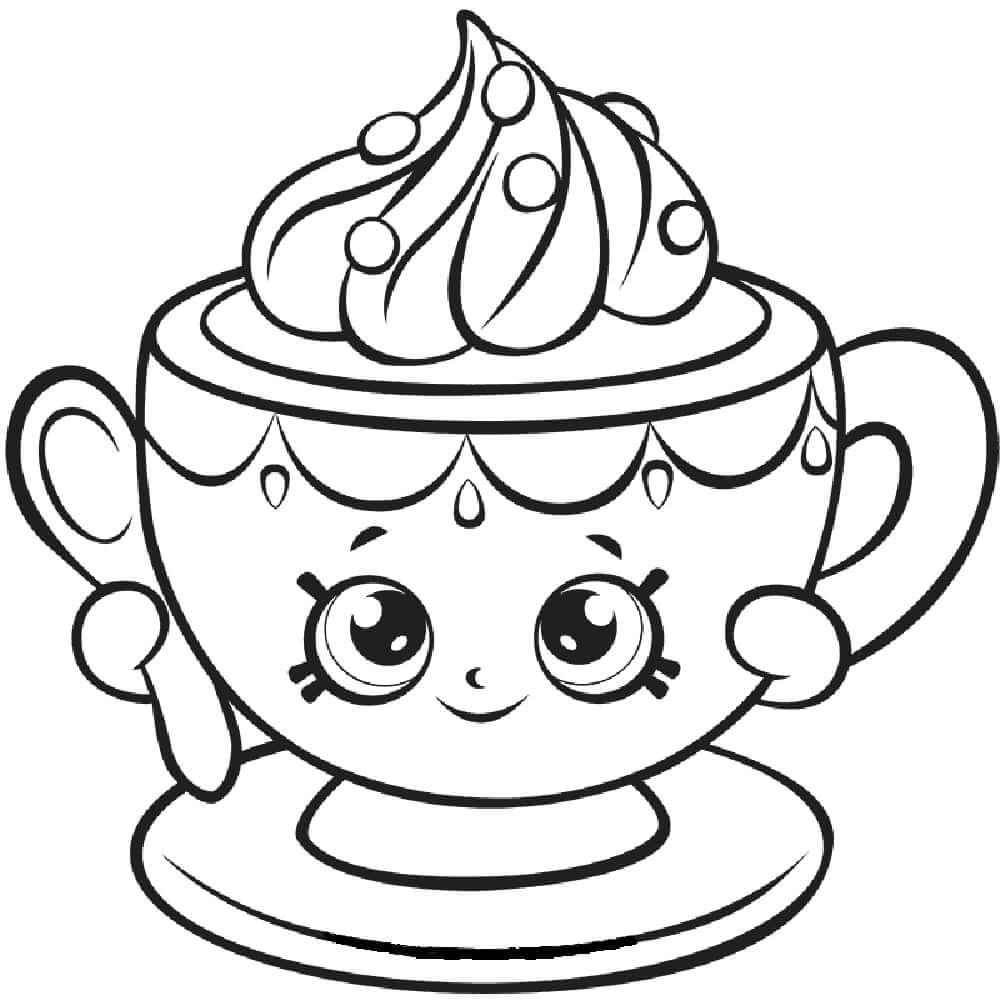 Tiny Teacup Shopkin