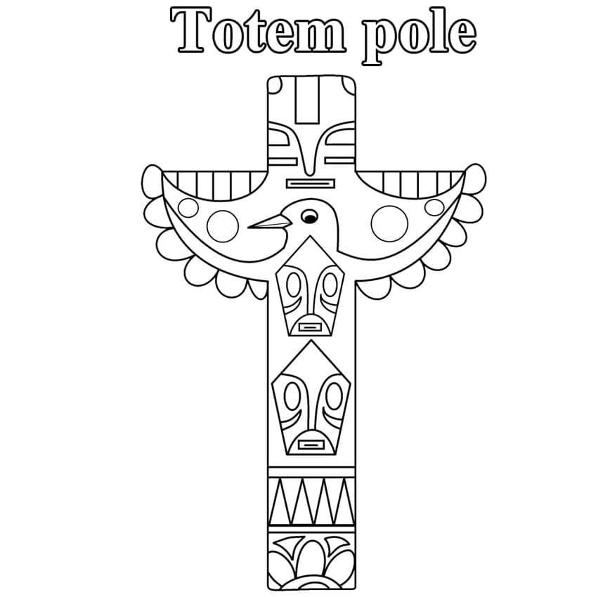 Totem Pole 23