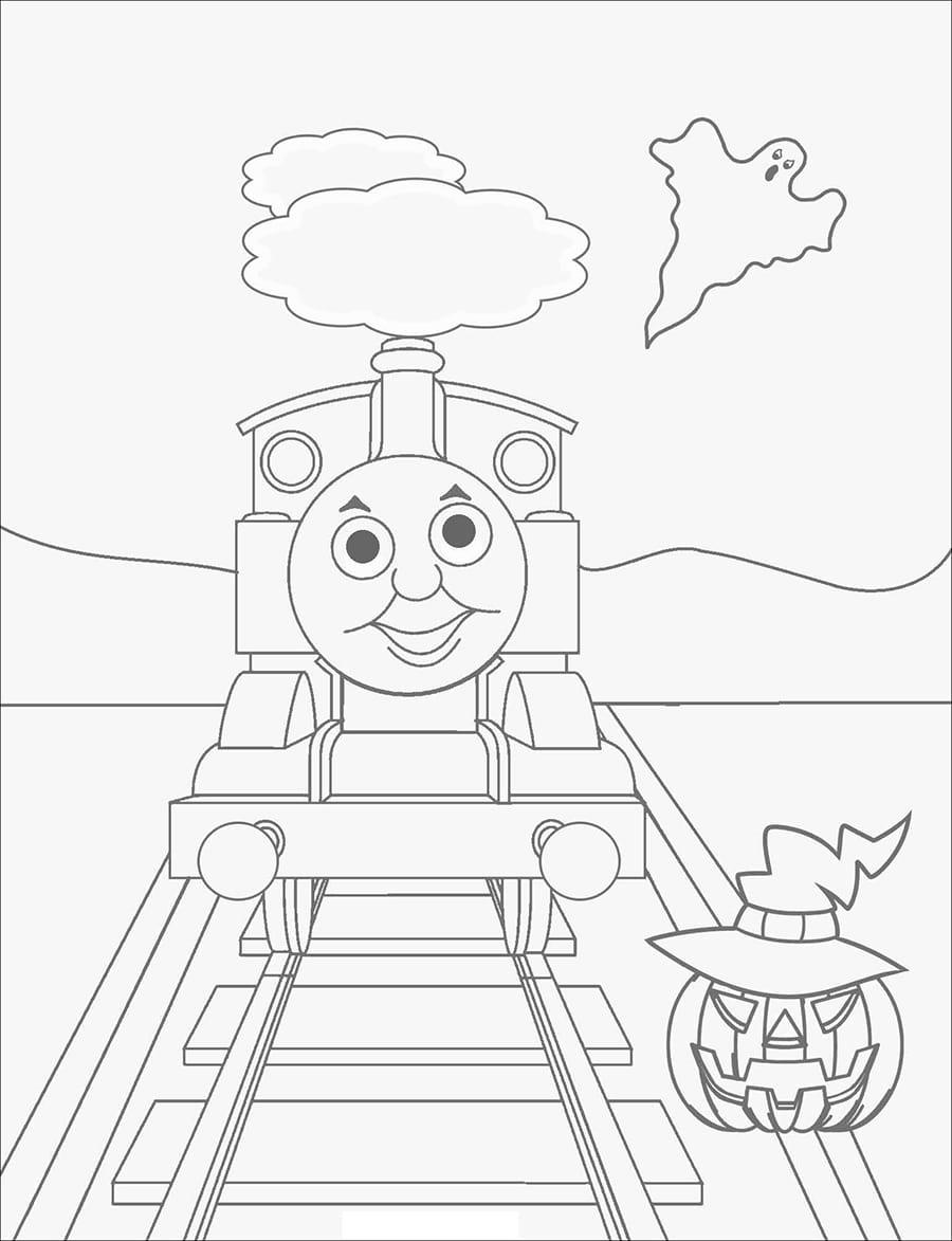 Train with Pumpkin