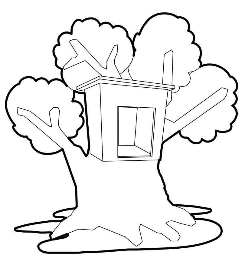 Treehouse 8