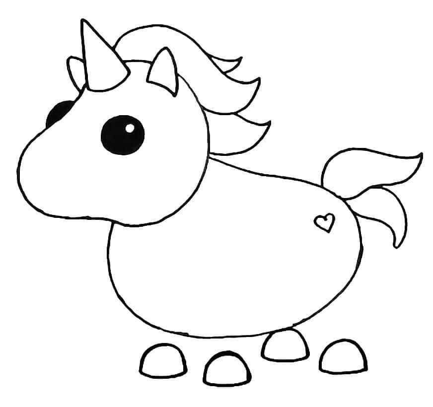 Unicorn Adopt Me