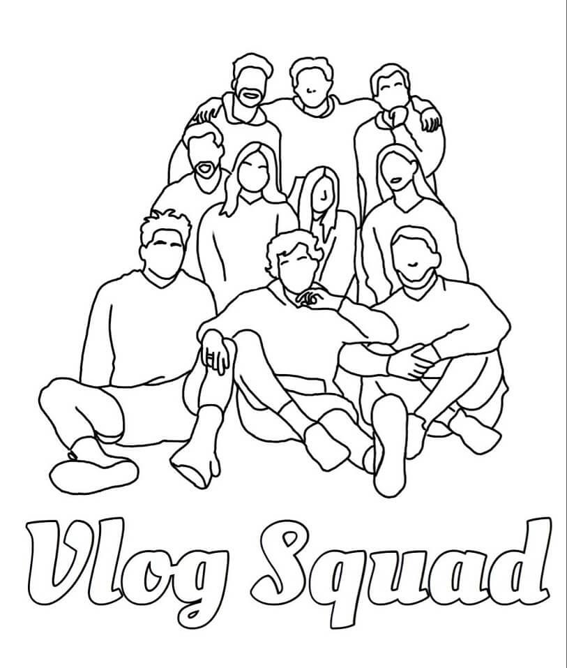 Vlog Squad TikTok
