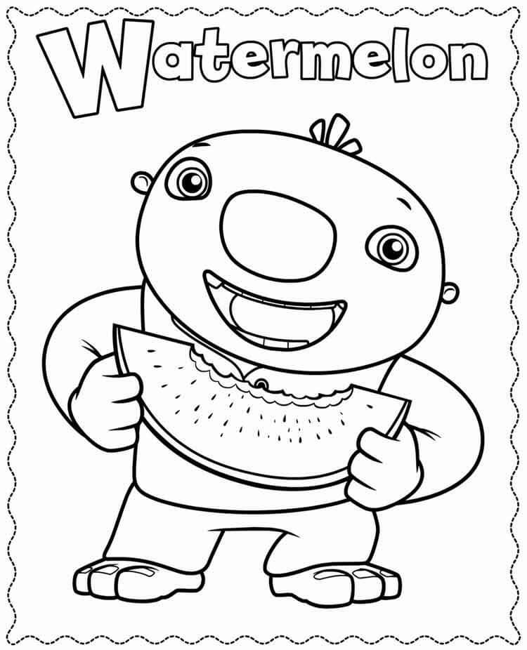 Wally Trollman from Wallykazam 1