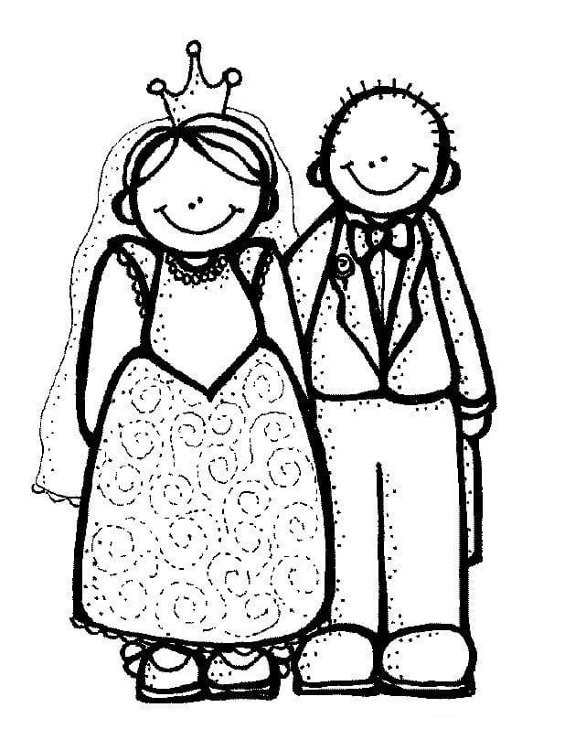 Wedding Melonheadz