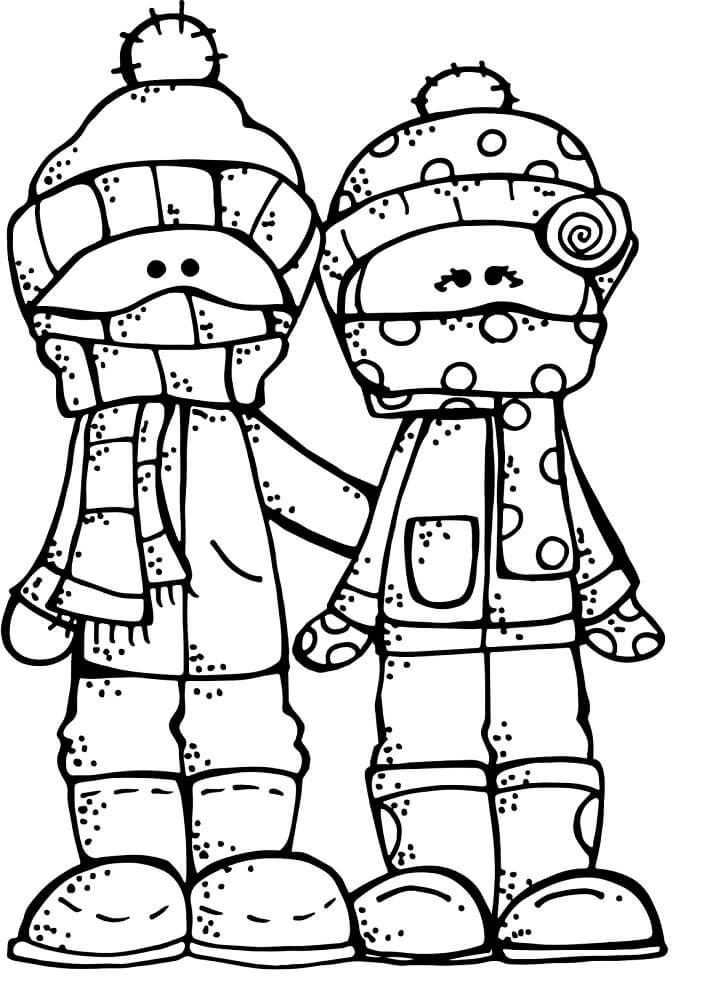 Winter Melonheadz