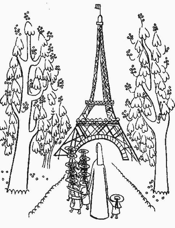 Wonderful Eiffel Tower