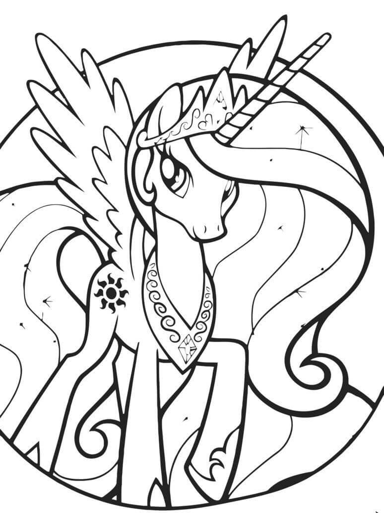 Wonderful Princess Celestia