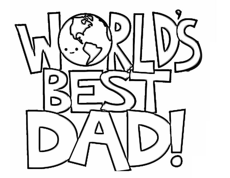 World's Best Dad 1