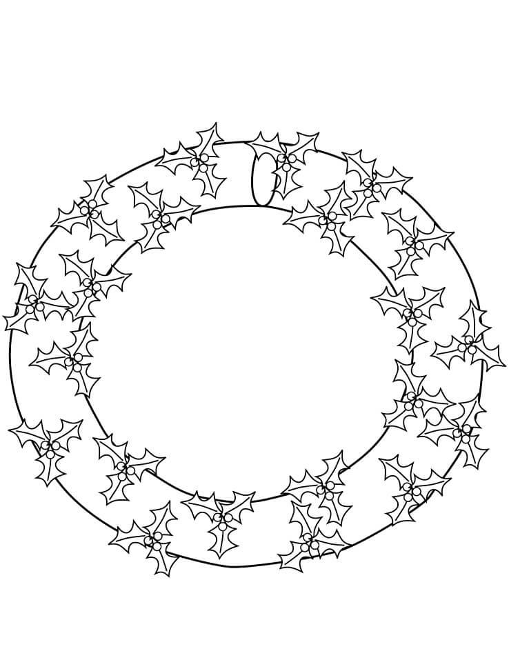 Xmas Wreath 1
