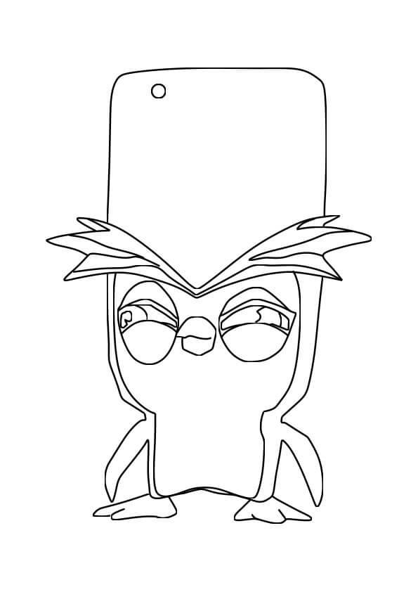 Zooba Fuzzy Penguin